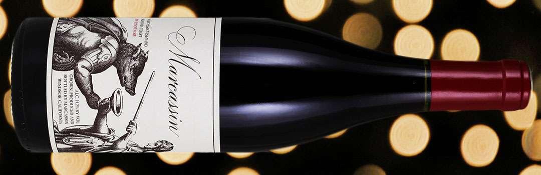 Marcassin, Pinot Noir, 2009