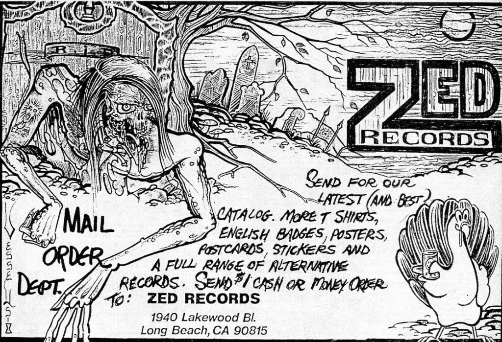 Zed Records